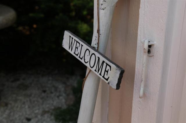 Benvenuti! Tervetuloa - kaikki alkaa olla valmiina.