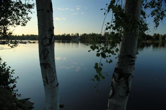 Oulu kauneimmillaan