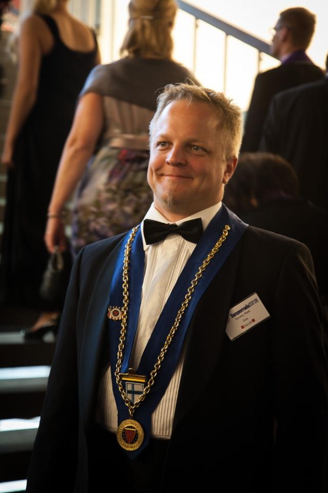 Tamperrada - Tampereen kapituli 2013-27-2