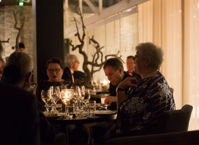 Kekrijuhla 2015 Oula-ravintola 30.10.2015-12